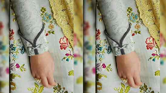 Simple Sleeves Design For Kurti