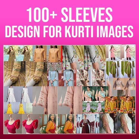 Sleeves Design for Kurti