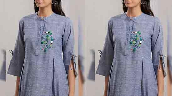 Sleeves Designs For Kurti 2020