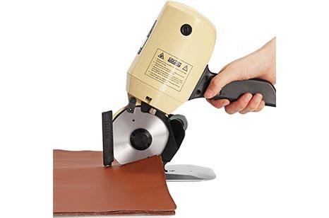 BURMAN Industrial Round Knife Cloth Cutting Machine