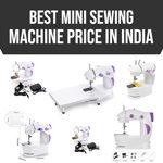 Best Mini Sewing Machine Price in India