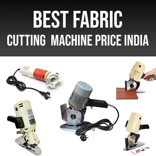 Fabric Cutting Machine Price