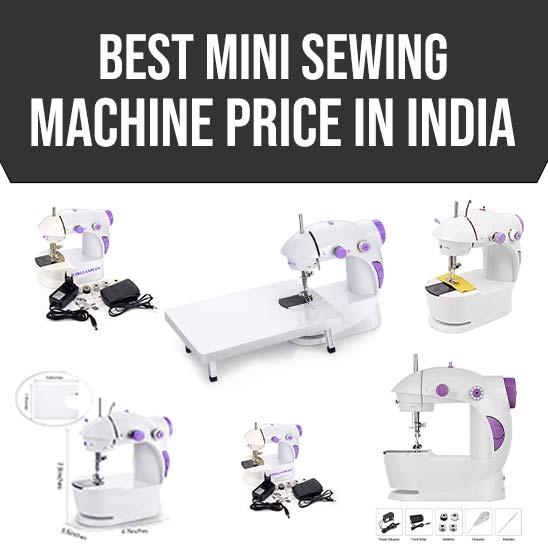 Mini Sewing Machine Price