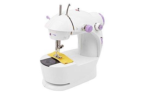 Qualimate Mini Portable Sewing Machine
