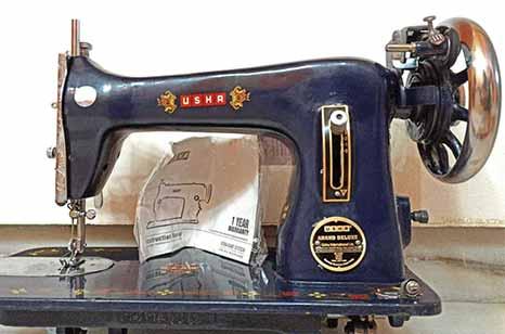 Usha Anand Sewing Machine