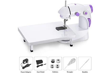 Voltonix Multi Electric Mini Sewing Machine