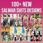 Latest Salwar Suit Design Photos