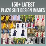 Pant Plazo Suit Design Latest Images