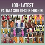 Patiala Suit Design for Girl Latest