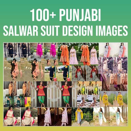 Punjabi Salwar Suit Design