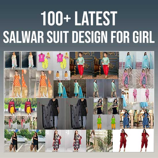 Salwar Suit for Girls